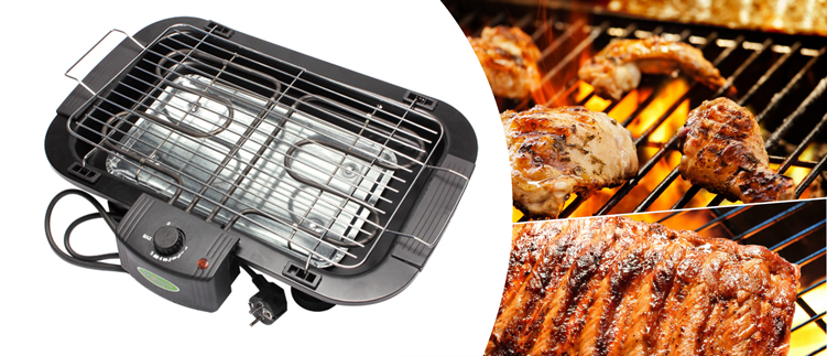 Bếp nướng điện Electric Barbercue Grill Magic One MG08