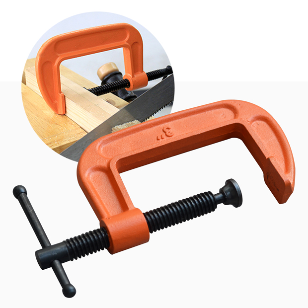 Cảo C-clamp 3inch/75mm G80-3