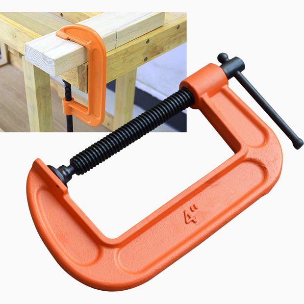 Cảo C-clamp 4inch/100mm G80-4