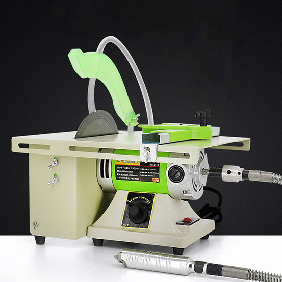Máy cưa bàn mini TABLE SAW WITH ROTARY TOOL BG-3118